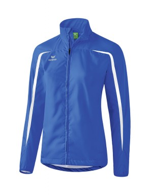 Running jacket - Women - new royal/white