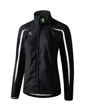 Running jacket - Women - black/white