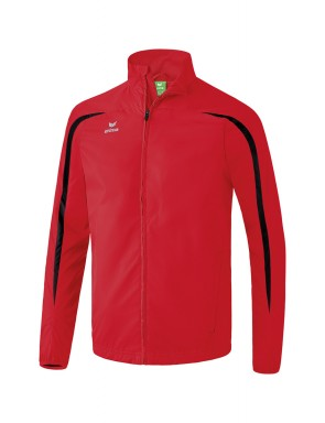 Running jacket - Kids - red/black