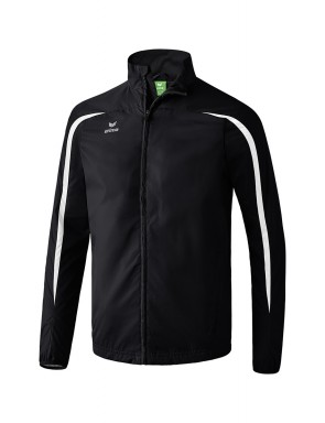 Running jacket - Kids - black/white