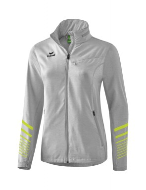Race Line 2.0 Running Jacket - Women - grey marl