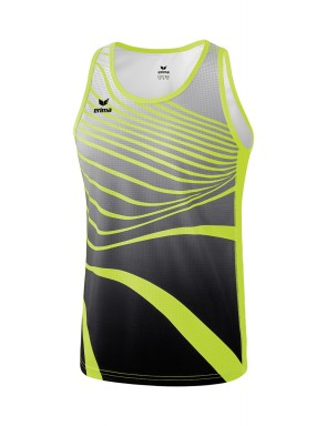 Singlet - Kids - neon yellow/black
