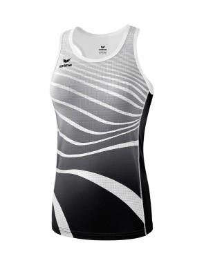 Singlet - Women - black/white