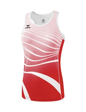 Singlet - Women - red/white