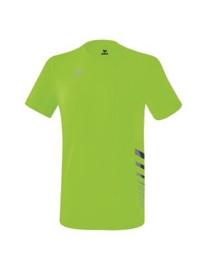 Race Line 2.0 Running T-shirt - Men - green gecko