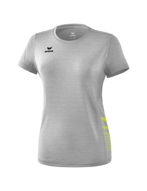 Race Line 2.0 Running T-shirt - Women - grey marl