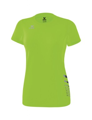 Race Line 2.0 Running T-shirt - Women - green gecko