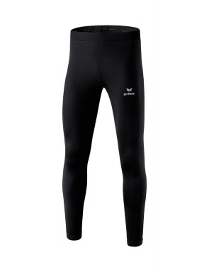 Performance Winter Running Pants - Men - black
