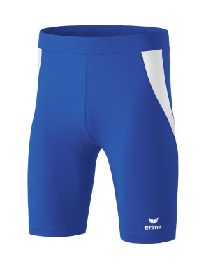 Tights short - Men - new royal/white