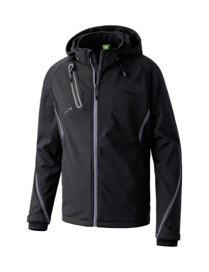 Softshell Jacket Function - Kids - black/anthracite