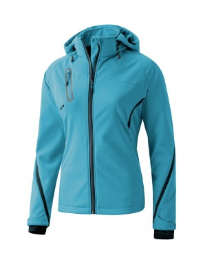 Softshell Jacket Function - Women - petrol/black