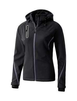 Softshell Jacket Function - Women - black/anthracite