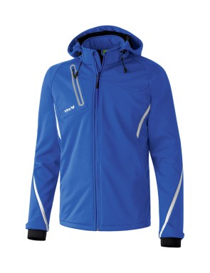 Softshell Jacket Function - Kids - new royal/white