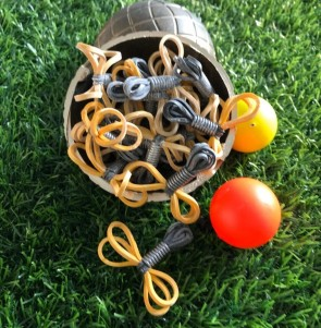 Bocce Unibloc Super Gold for shooters