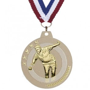 Petanque gold medal Shooter 50 mm
