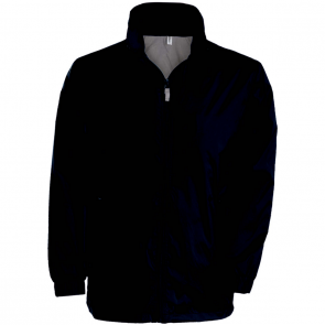 Eagle II Lined Windbreaker - men - navy