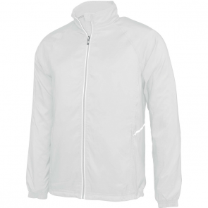 Tracksuit top - men - white