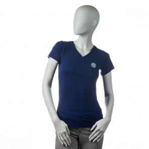 Woman's t-shirt Obut navy