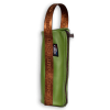 Obut Leather Bag for 3 Boules - Green