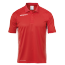 Polo manches courtes Score - Rouge/blanc - Homme