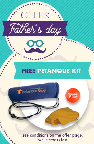 petanque kit offered for Father's Day